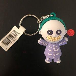 Nightmare Before Christmas Keychain RARE Disney